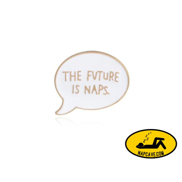 Lapel pin Letter paper bookstore message books the future is napsto do drink tea make shit pet animals die Metal brooches Lapel pin