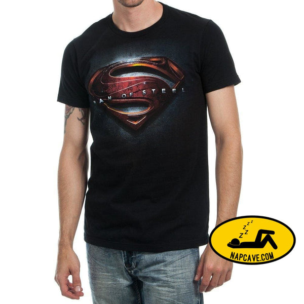 Man Of Steel Movie Logo T-shirt Tee Shirt SHIRT Mxed Man Of Steel Movie Logo T-shirt Tee Shirt DC DC Comics Earth Jimmy Olson Justice league