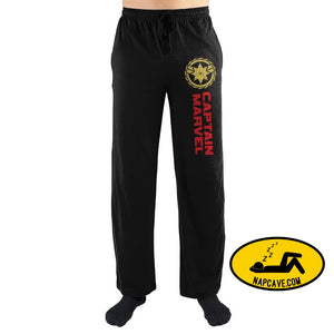 Marvel Clothing Captain Marvel Sleep Pajama Pants Pajamas Lounge Pants Mxed Marvel Clothing Captain Marvel Sleep Pajama Pants Pajamas BadAss