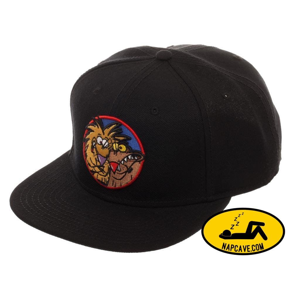 Mens Angry Beavers Hat Nickelodeon Snapback Hat Nick 90s Mens Angry Beavers Hat Nickelodeon Snapback Hat mxed