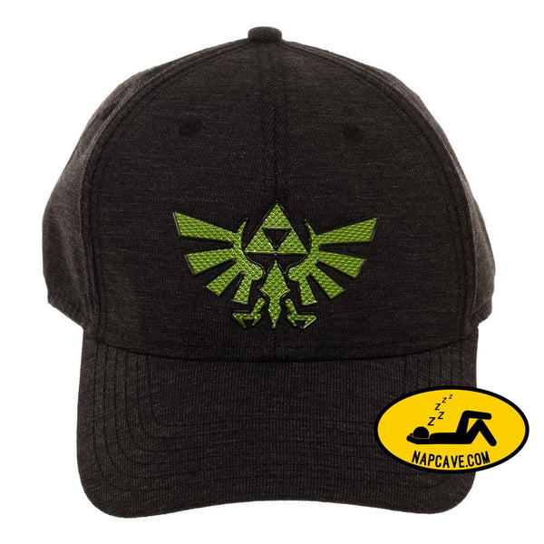 Mens Nintendo Zelda Hat Chrome Weld Legend of Zelda Snapback Hat Nintendo Mens Nintendo Zelda Hat Chrome Weld Legend of Zelda Snapback Hat
