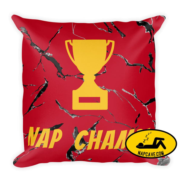 Nap Champ! Premium Pillow The NapCave Nap Champ! Premium Pillow competitive napping gift nap Nap Champ! nap pillow