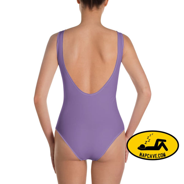 Nap Queen One-Piece Swimsuit Swimwear The NapCave Nap Queen One-Piece Swimsuit chronic illness gift nap cave exclusive Nap Queen sleepy
