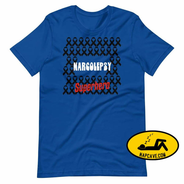 Narcolepsy Superhero Short-Sleeve Unisex T-Shirt The NapCave Narcolepsy Superhero Short-Sleeve Unisex T-Shirt advocate, gifts, napcave,