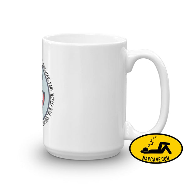 Official Sleeper of the House Mug 15oz The NapCave Official Sleeper of the House Mug gifts for sleepy people napcave Narcolepsy Official