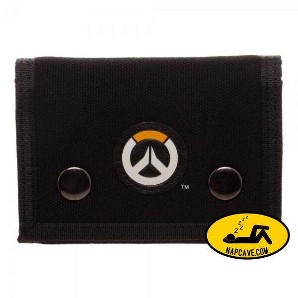 Overwatch Fabric Tri-Fold Wallet Overwatch Overwatch Fabric Tri-Fold Wallet mxed