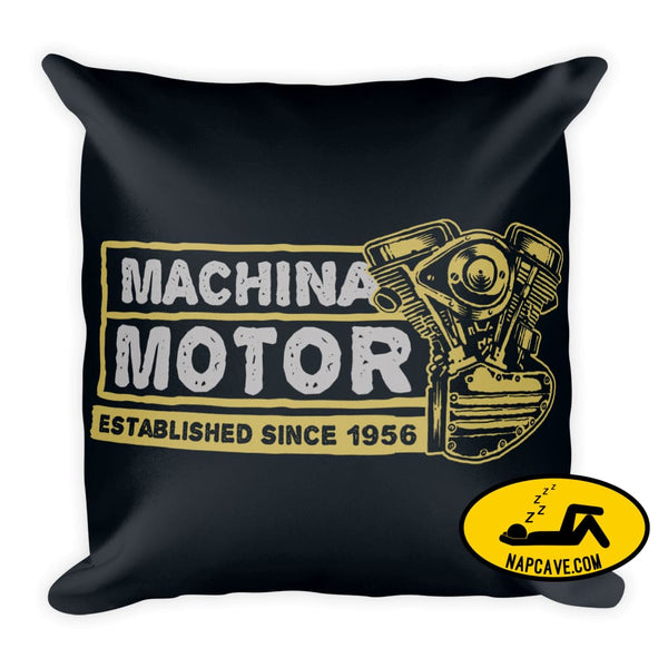 Ride or Die MotorBike Fever Premium Pillow The NapCave Ride or Die MotorBike Fever Premium Pillow biker mens motorbike motorcycle napcave