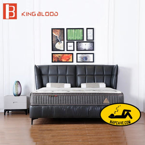 Royal furniture style king size bedding luxury bed frame for bedroom furniture furniture The NapCave Royal furniture style king size bedding