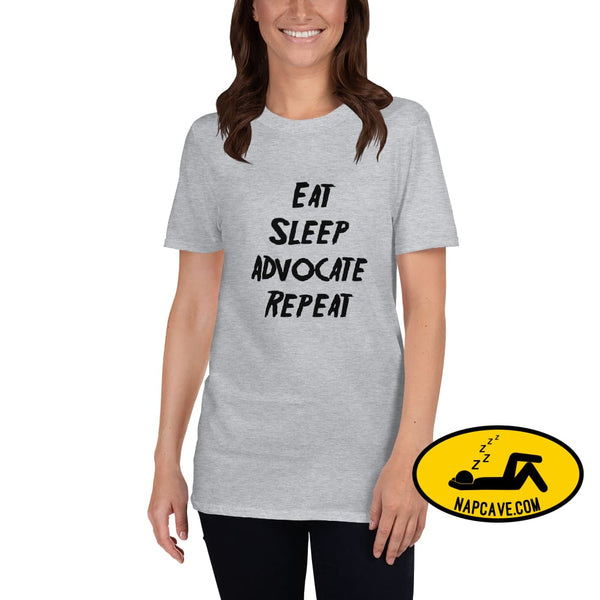 Short-Sleeve Unisex T-Shirt The NapCave Short-Sleeve Unisex T-Shirt Advocate,Covid,Face mask,narcolepsy,neck gaiter