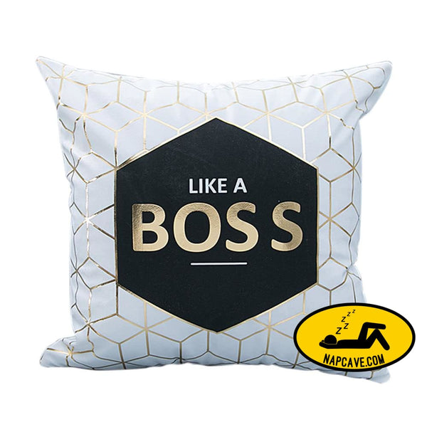 Simple Fashion Home Decorative Throw Pillow Case Cover Protector Bed Sofa Car Waist Cushion Decor Gift #7 Throw pillow The NapCave Simple