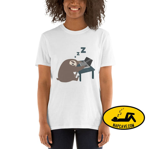 Sloth Jams really are My Jam Short-Sleeve Unisex T-Shirt S The NapCave Sloth Jams really are My Jam Short-Sleeve Unisex T-Shirt All I want