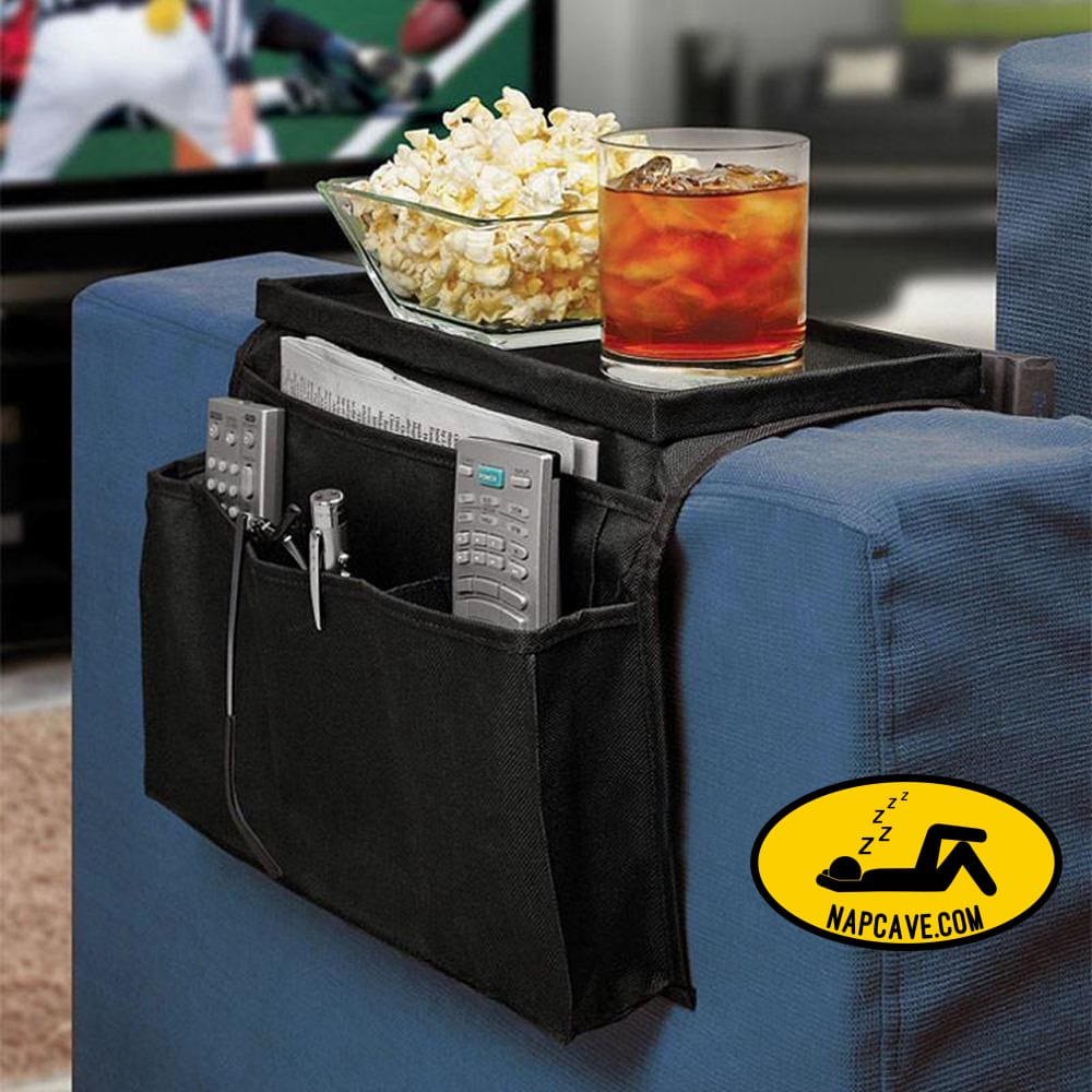 Sofa Arm Organizer Bag with 6 Pockets Container organizer AliExp Sofa Arm Organizer Bag with 6 Pockets Chronic illness buddy entertainment