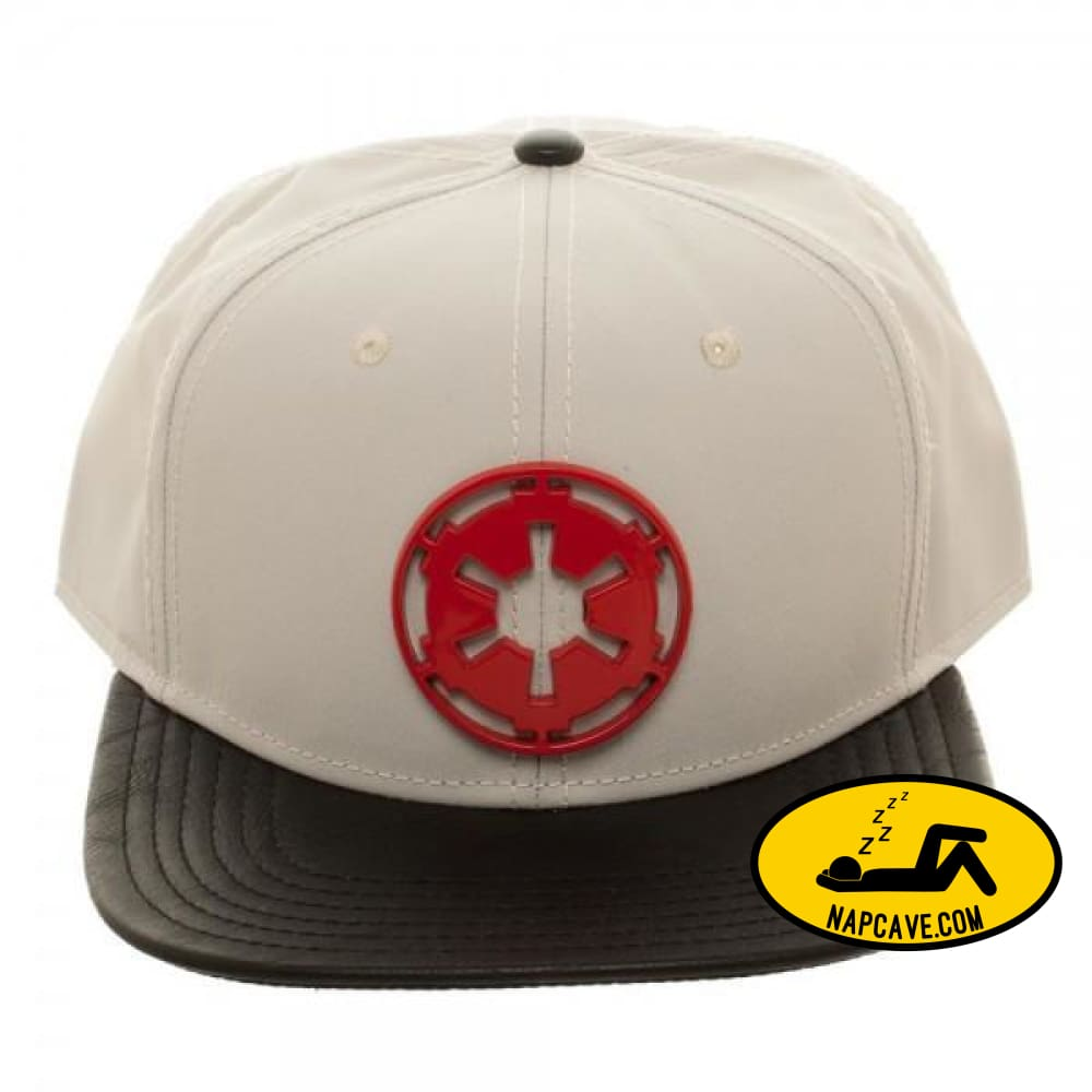 Star Wars AT-AT Driver Metal Badge Snapback Star Wars Star Wars AT-AT Driver Metal Badge Snapback mxed