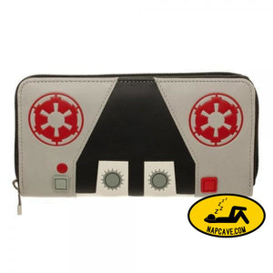 Star Wars AT-AT Driver Zip Around Wallet Star Wars Star Wars AT-AT Driver Zip Around Wallet mxed