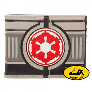 Star Wars AT-AT Pilot Bi-Fold Wallet Star Wars Star Wars AT-AT Pilot Bi-Fold Wallet mxed