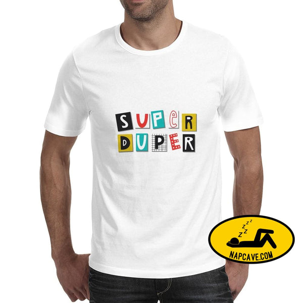 Super Hero Animal Cute Shirt White / S / Super Duper JetPrint Fulfillment Super Hero Animal Cute Shirt Casual T-shirts Clothing Cotton