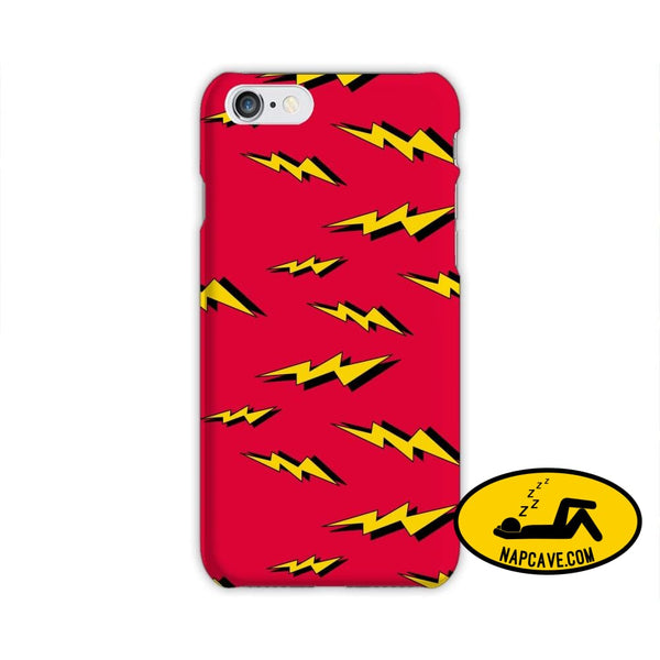 Super Hero Iphone Cases iPhone 6 / Red Yellow bat JetPrint Fulfillment Super Hero Iphone Cases