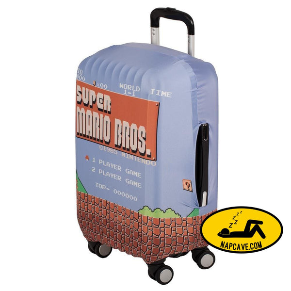 Super Mario Brothers Luggage Cover Mario Brothers Accessories Super Mario Brothers Accessories Mario Gift Nintendo Super Mario Brothers
