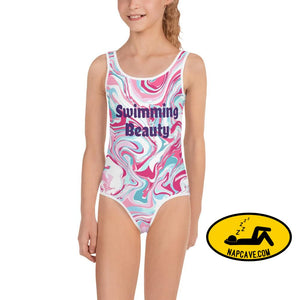Swimming Beauty Girls Swimsuit 2T The NapCave Swimming Beauty Girls Swimsuit bathing suit custom Designs pool summer swim suit