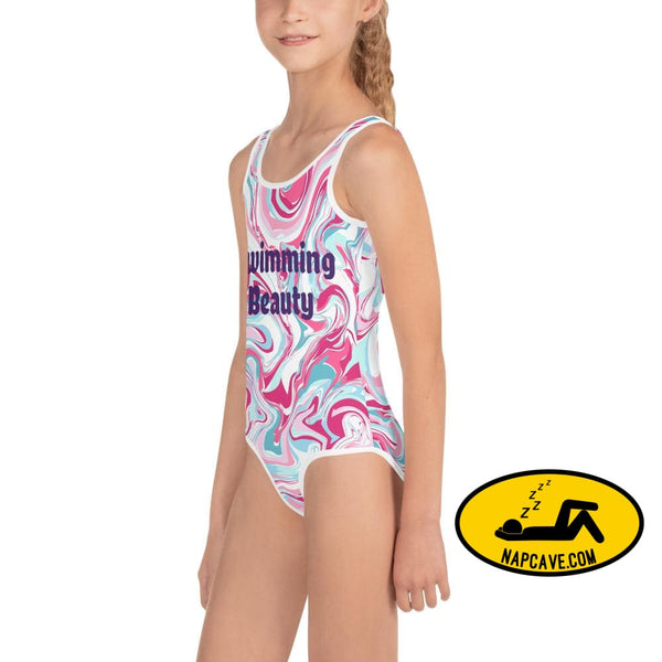 Swimming Beauty Girls Swimsuit The NapCave Swimming Beauty Girls Swimsuit bathing suit custom Designs pool summer swim suit