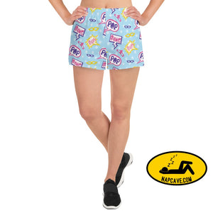 Those legs are Poppin Womens Athletic Short Shorts XS Shorts The NapCave Those legs are Poppin Womens Athletic Short Shorts fitness gifts