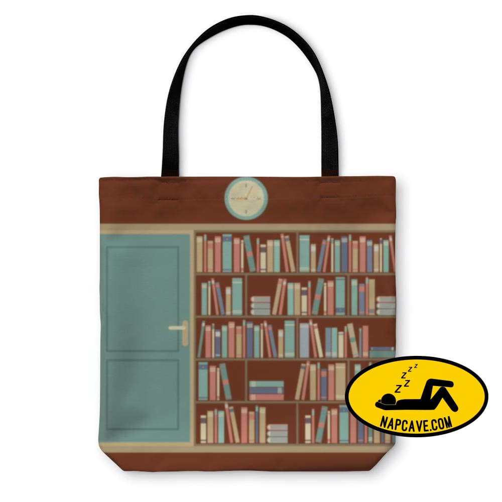Tote Bag Bookcase In Reading Room Illustration Tote Bag Gear New Tote Bag Bookcase In Reading Room Illustration backpack bag beach bookshelf