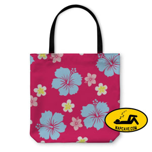 Tote Bag Hibiscus Pattern Tote Bag Gear New Tote Bag Hibiscus Pattern aloha backpack bag beach blossom