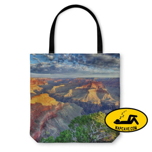 Tote Bag Morning Light At Grand Canyon Tote Bag Gear New Tote Bag Morning Light At Grand Canyon american arizona backpack bag beach