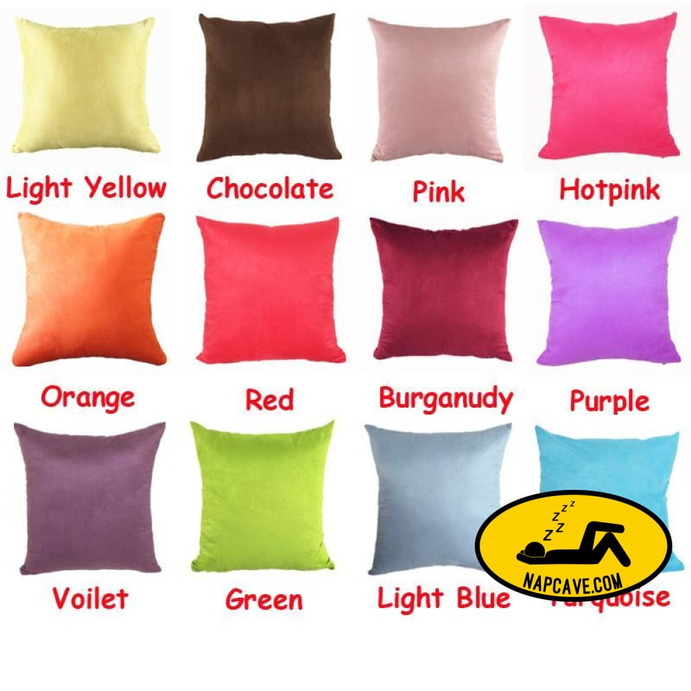 Vibrant And Bright Suede Throw Pillow Case Throw pillow AliExp Vibrant And Bright Suede Throw Pillow Case accessories pillow relax sleep