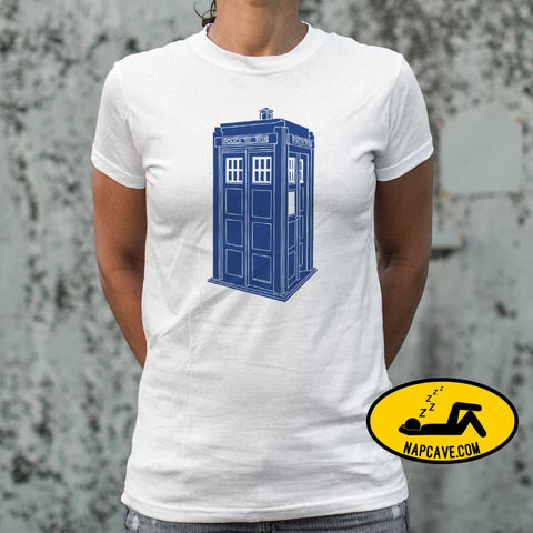 Whos Your Doctor T-Shirt (Ladies) Ladies T-Shirt US Drop Ship Whos Your Doctor T-Shirt (Ladies) fi movie sci tank tops