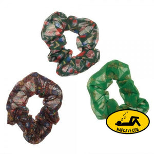 Wonder Woman 3 Pack Scrunchies Wonder Woman Wonder Woman 3 Pack Scrunchies mxed Wonder Woman