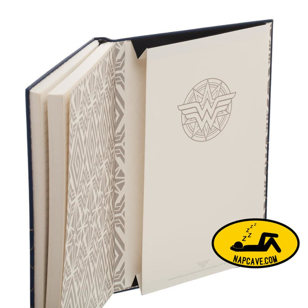 Wonder Woman Journal DC Accessory Wonder Woman Gift - DC Journal Wonder Woman Accessory DC Comics Wonder Woman Journal DC Accessory Wonder