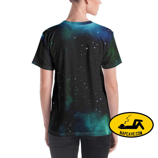 You Shine Even in Darkest Hours all over printed Tee The NapCave You Shine Even in Darkest Hours all over printed Tee all over print