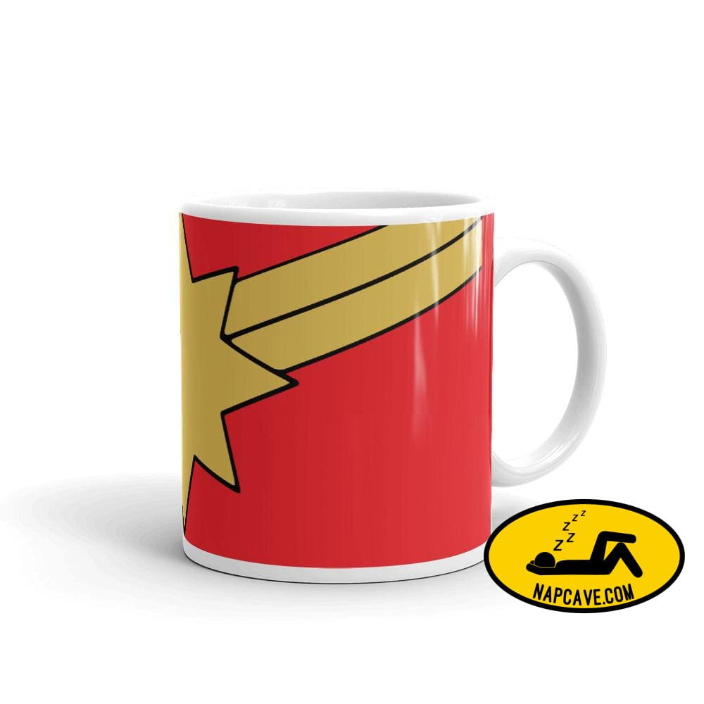 Youre a Marvel Mug 11oz The NapCave Youre a Marvel Mug awareness captain marvel coffee cup gift marvel