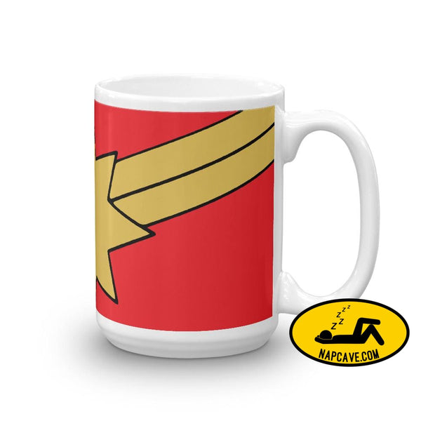 Youre a Marvel Mug 15oz The NapCave Youre a Marvel Mug awareness captain marvel coffee cup gift marvel