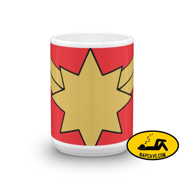 Youre a Marvel Mug The NapCave Youre a Marvel Mug awareness captain marvel coffee cup gift marvel