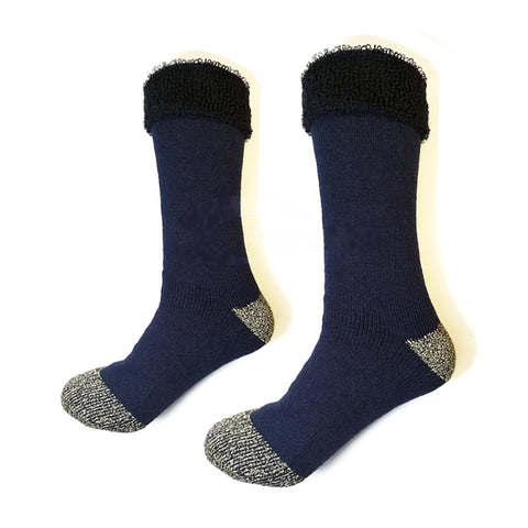 Merino Wool Thick Socks Plus Size