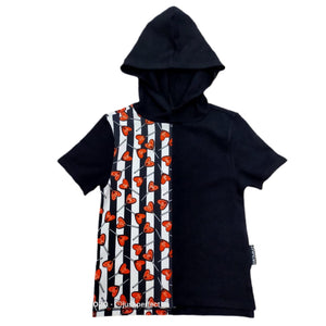 Vday hooded t