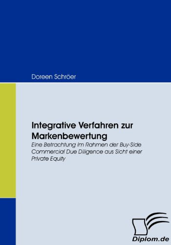 Integrative Verfahren zur Markenbewertung: Eine Betrachtung im Rahmen der Buy-Side Commercial Due Diligence aus Sicht einer Private Equity (German