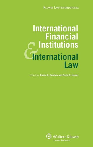 International Law and International Financial Institutions