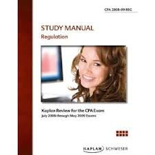 CPA Exam Study Manual: Regulation 2008/2009