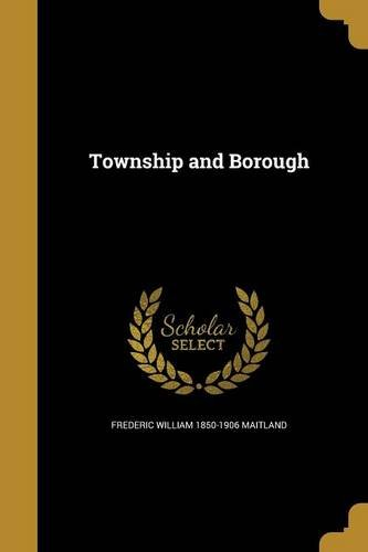 Township and Borough