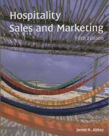 Hospitality Sales and Marketing, 5th Edition
