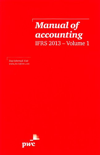 Manual of Accounting IFRS 2013 PACK
