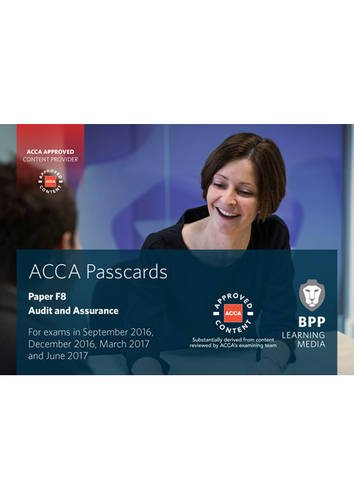 ACCA F8 Audit and Assurance: Passcards