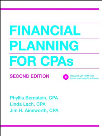 Financial Planning for CPAs (CPA Practice Guide Series)