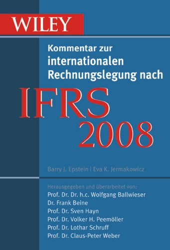 IFRS 2008 (German Edition)