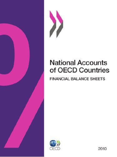 National Accounts of OECD Countries, Financial Balance Sheets 2010