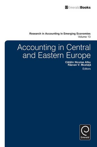 Accounting in Central and Eastern Europe (Research in Accounting in Emerging Economies)