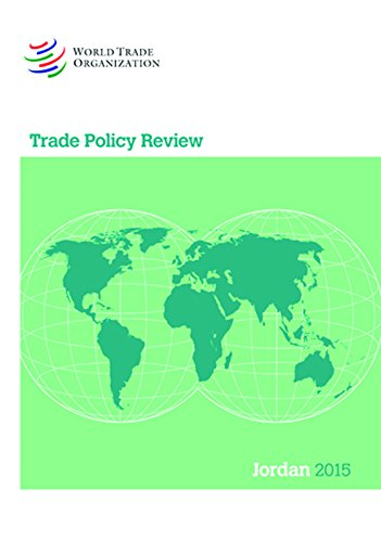 Trade Policy Review - Jordan: 2015